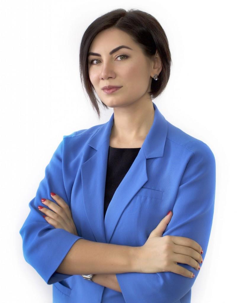 Березина Виктория Александровна